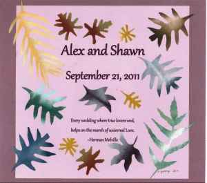 Sample Collage Wedding Announcement